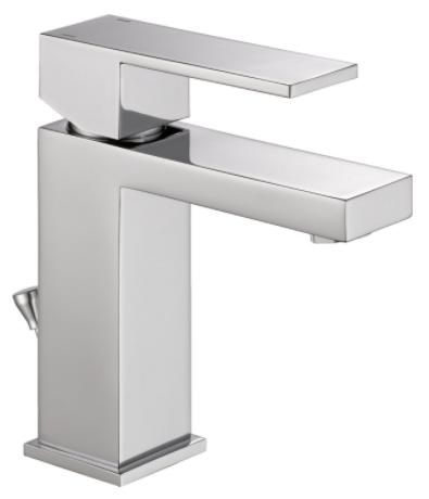 Delta-Faucet-567LF-PP-Modern-Single-Handle-Faucet
