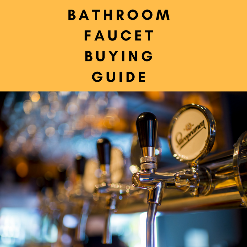 Best Bathroom Faucets - (Reviews & Buying Guide 2018) - Home For Relax