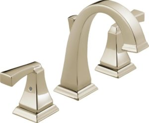 Best Bathroom Faucet Delta Two Handle Widespread