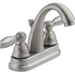 Peerless Two Handle Bathroom Faucet