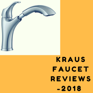kraus sink faucet reviews
