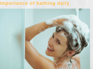 daily bath benefits
