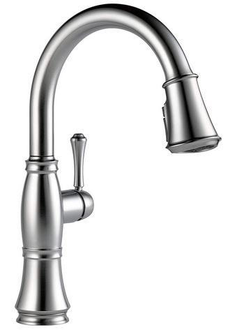 Delta Cassidy Single-Handle Kitchen Sink Faucet