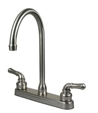 RV Mobile Home Kitchen Sink Faucet
