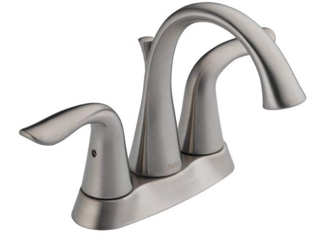 bathroom faucet delta