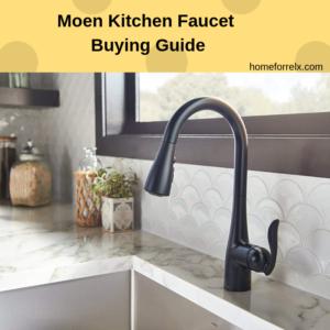 Moen Kitchen Faucet