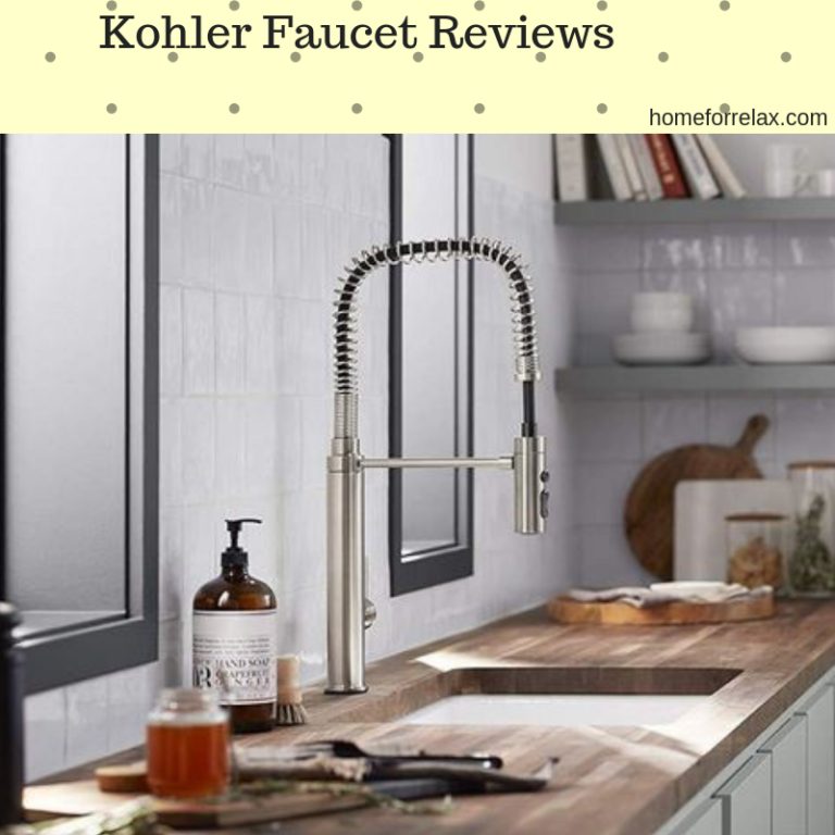 kohler faucets reviews