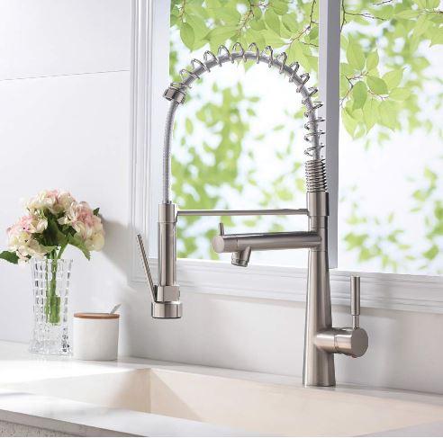 moen arbor motionsense kitchen sink faucet