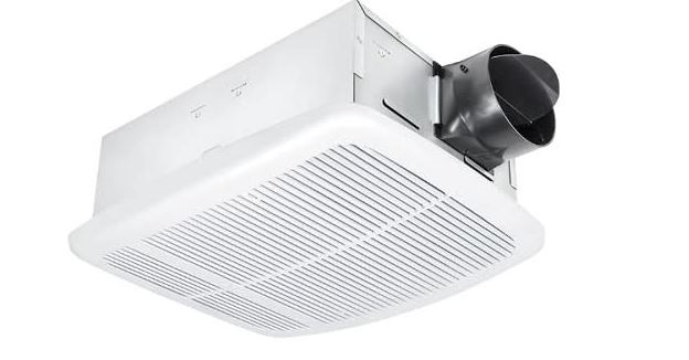 Delta BreezRadiance RAD80L  Bathroom Exhaust Fan with Heater