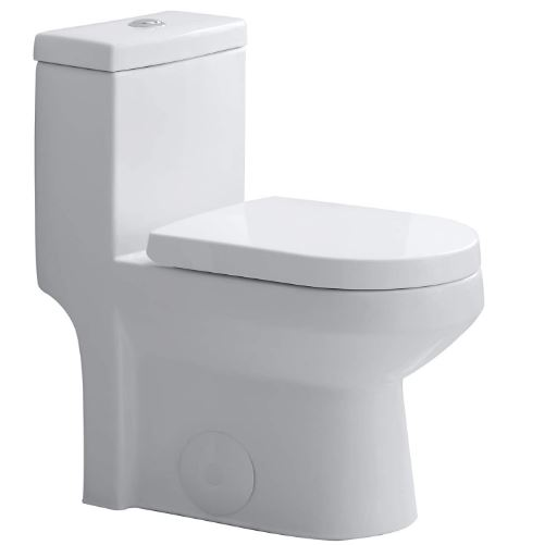 HOROW HWMT-8733 Small Toilet Under $300