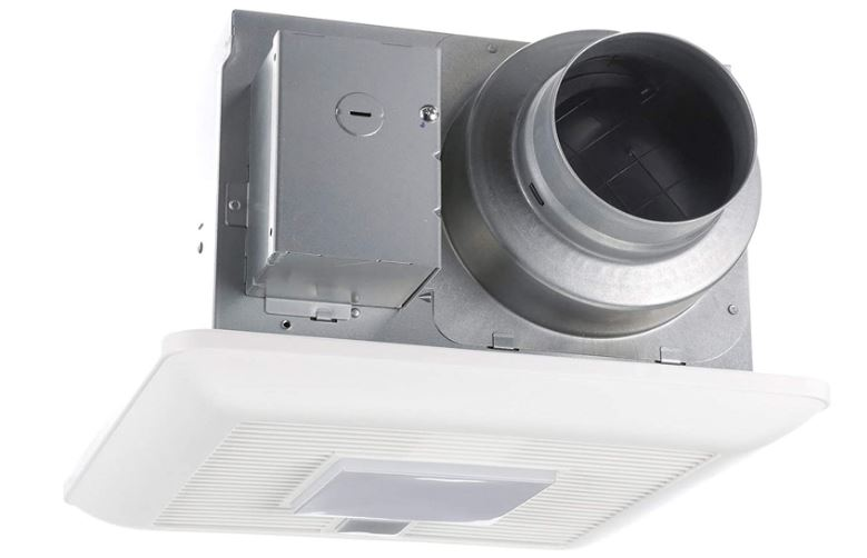 panasonic humidity sensing bathroom exhaust fans
