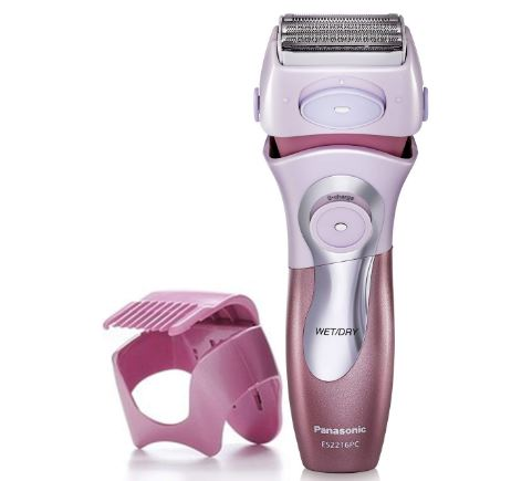 best electric shaver for women's facial hair