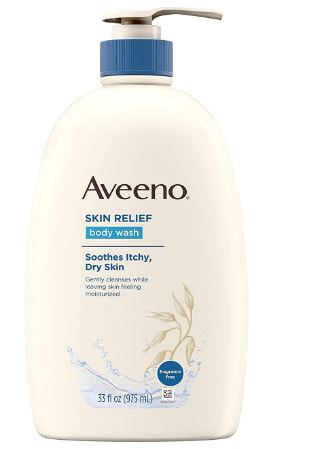 best body wash for dry, sensitive skin