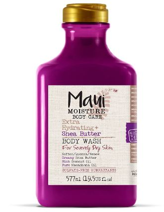 maui moisture shea butter Shower Gel