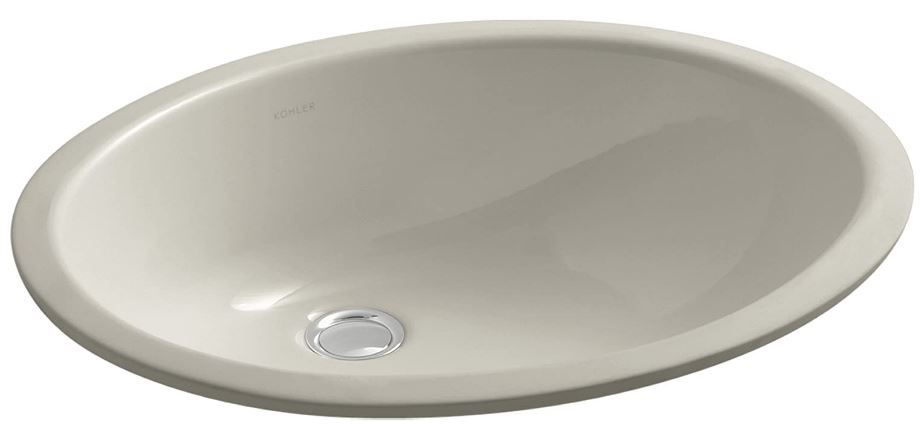 KOHLER K-2210-G9 Caxton r Bathroom Sink