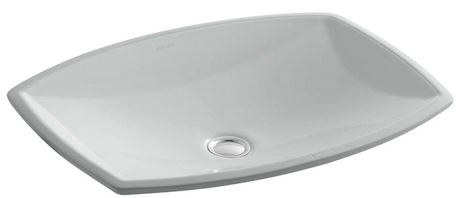 KOHLER K-2382-95 Undercounter Bathroom Sink